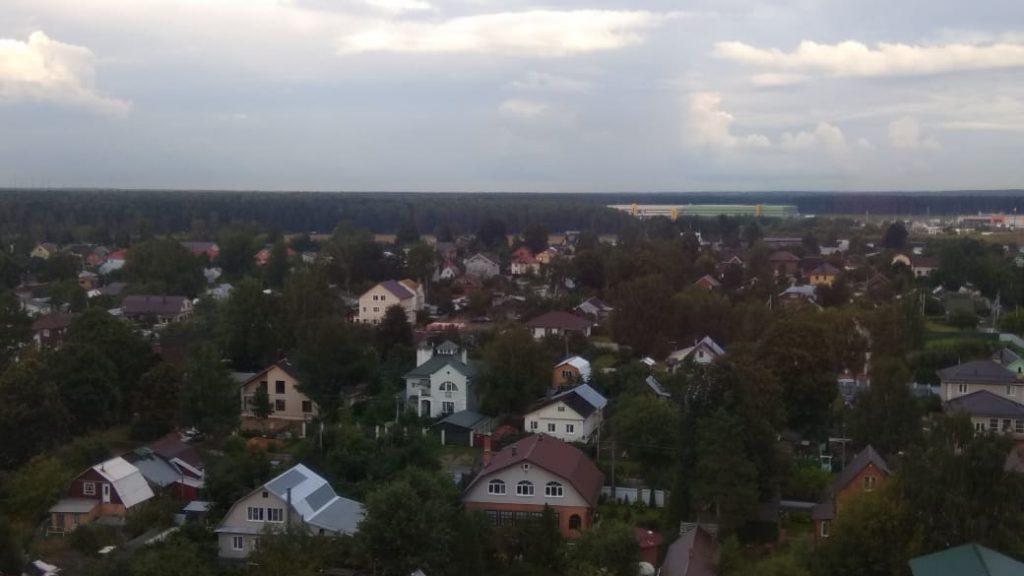 Новая деревня