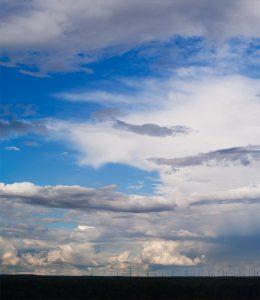 Поселиться под облаками